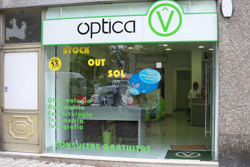 Óptica Via Usual - Areosa